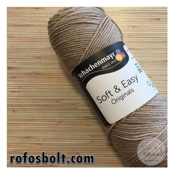 Soft & Easy: Lenes színű (00005)