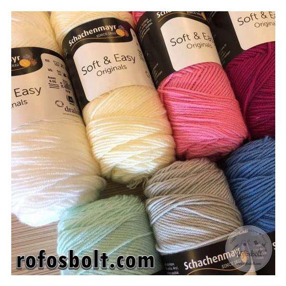 Soft & Easy: Világosszürke (00090)