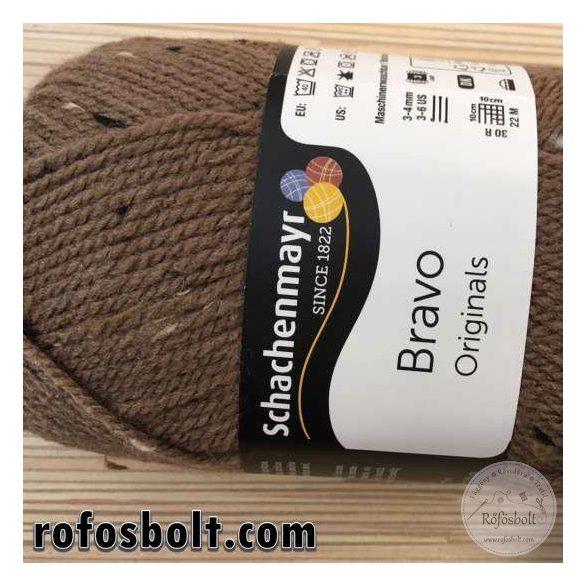Fa kéreg barna tweed (08374)