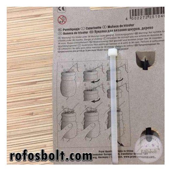 Prym átlátszó műanyag körmöcske (225 104)