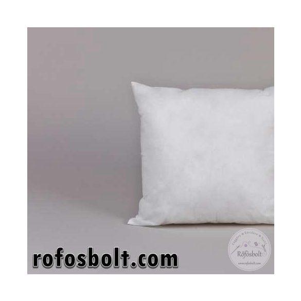 50*50 cm-es díszpárna belső (fehér) 500 gr-os