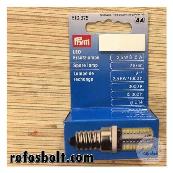 Prym LED-es varrógép izzó (610 375)