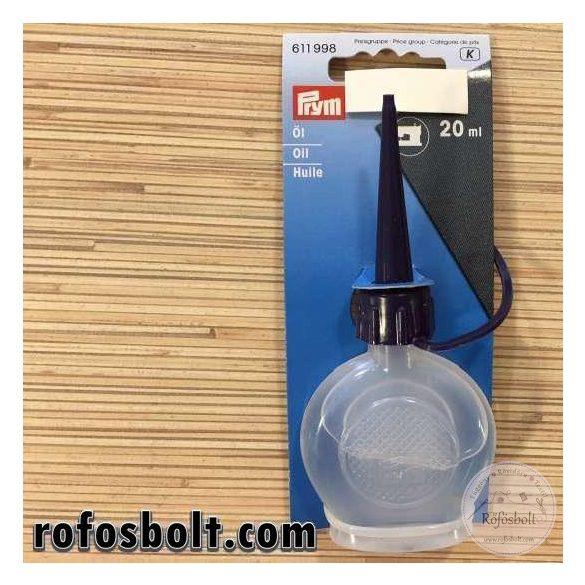 Prym varrógép olaj 20ml-es (611 998)