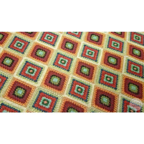 Barnás rombuszos dekortextil (ME4432)