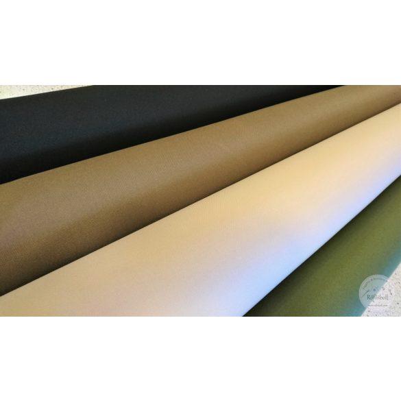 Fekete UV-álló vékonyabb gyöngyvászon (ME4487)