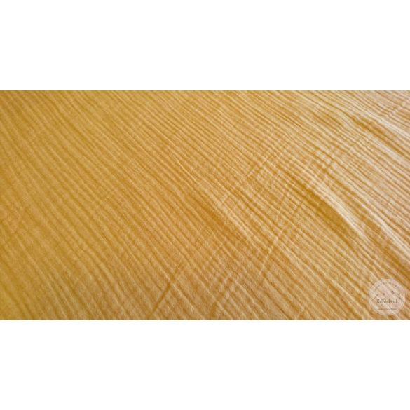 Okkersárga puha dupla géz anyag (ME4492)