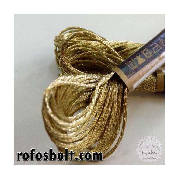 Anchor osztott hímzőfonal: Arany (300)