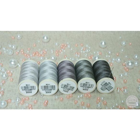 Nylbond bőrvarró cérna: acélszürke (BC2002)