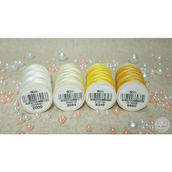 Nylbond bőrvarró cérna: világos mustársárga (BC5690)