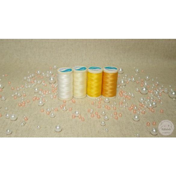 Nylbond bőrvarró cérna: citromsárga (BC6349)