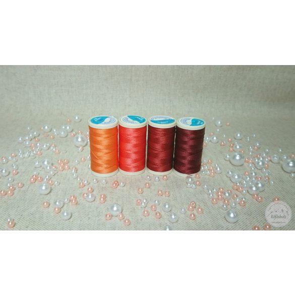 Nylbond bőrvarró cérna: narancssárga (BC7341)