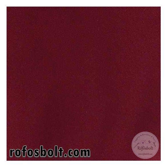 Egyszínű GLO Blackout függöny anyag: bordó (#24)