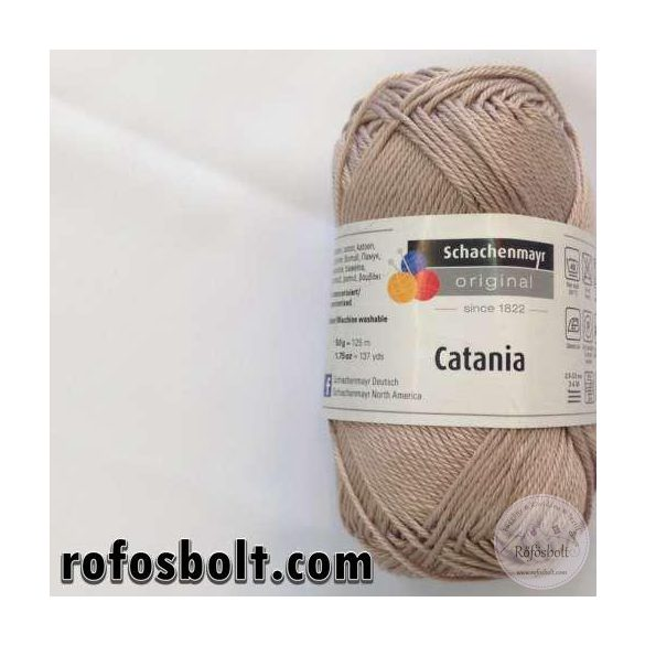 Catania fonál: drapp (szín: 257)