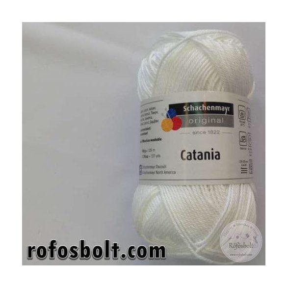 Catania fonál: fehér (szín: 106)