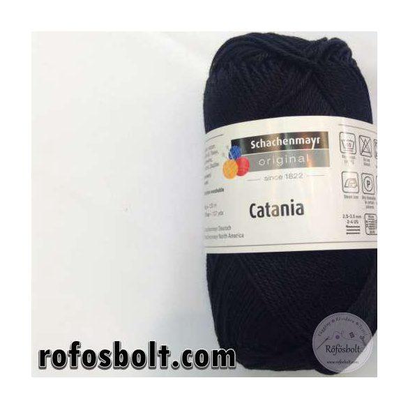 Catania fonál: fekete (szín: 110)
