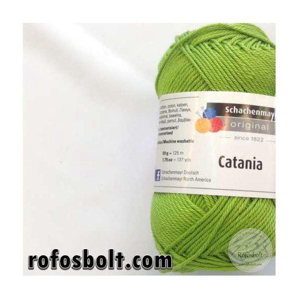 Catania fonál: fűzöld (szín: 205)