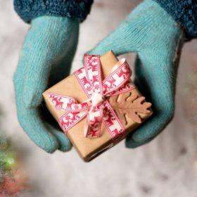 Karácsonyi minták, ezüst, arany