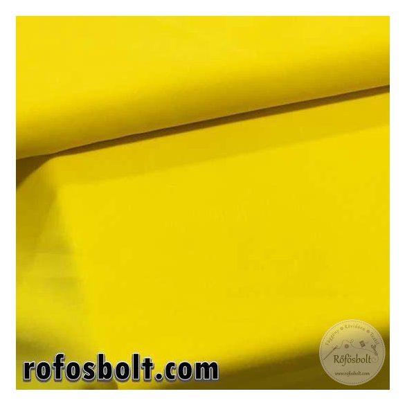 Könnyű esésű árnyékoló: citromsárga panama (GL23)