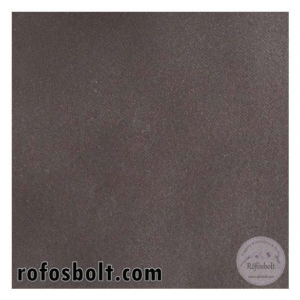 Egyszínű GLO Blackout függöny anyag: csokibarna (#8)