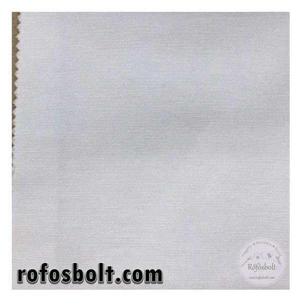 180 cm széles Deko Mallorca egyszínű: fehér (01)