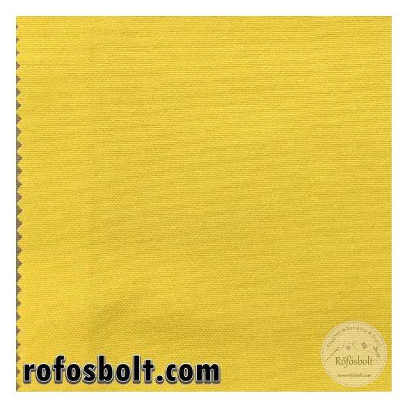 180 cm széles Deko Mallorca egyszínű: napsárga (17)