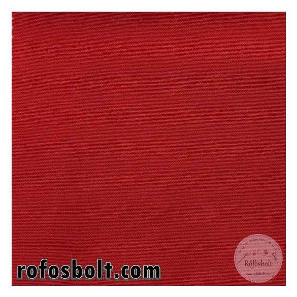 180 cm széles Deko Mallorca egyszínű: chili piros (31)