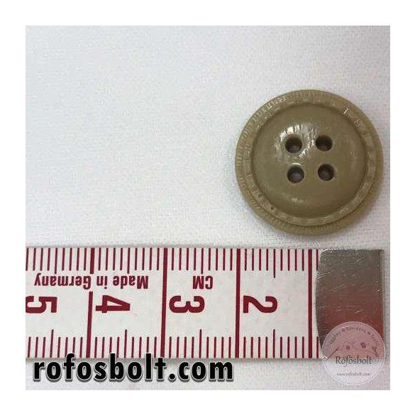Drappos bőrkabát gomb (2)