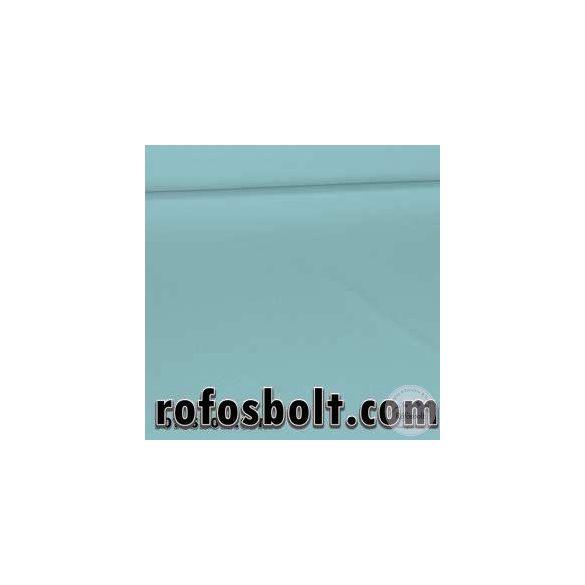Könnyű esésű árnyékoló: égszínkék panama (GL:27-es)