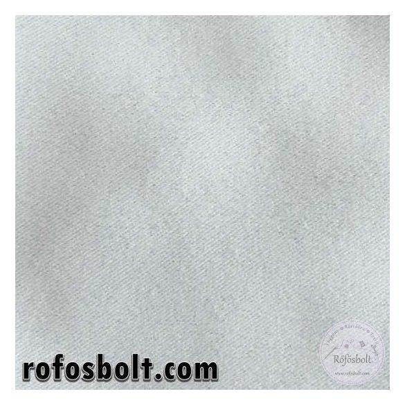 Egyszínű GLO Blackout függöny anyag: fehér (#50)