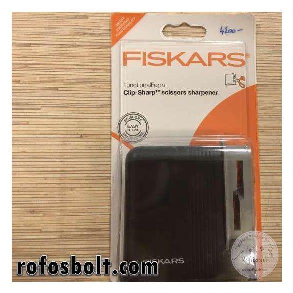 Fiskars Clip-Sharp professzionális ollóélező