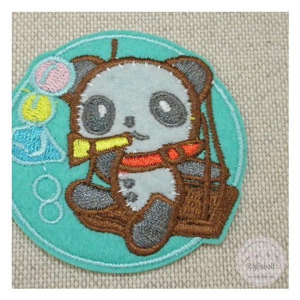 Panda maci a körben (FM132)