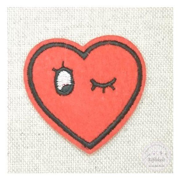 Kacsintó szív (FM190)