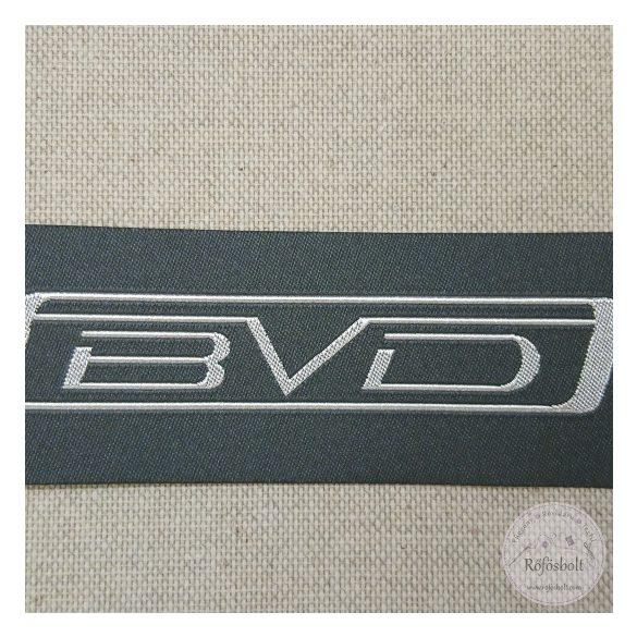 BVD sötétszürke alapon (FM208)