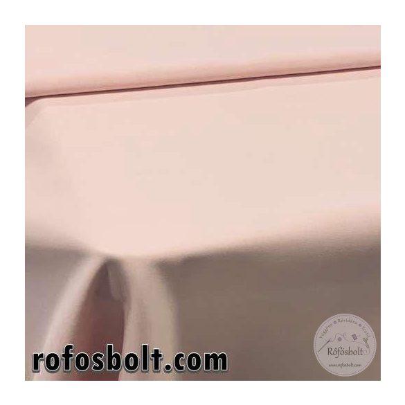 Könnyű esésű árnyékoló:  halvány rózsaszín panama