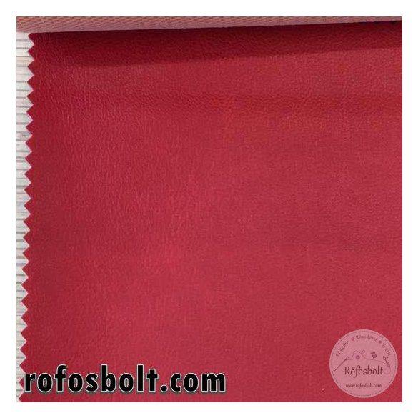 Inter műbőr: piros (18010)
