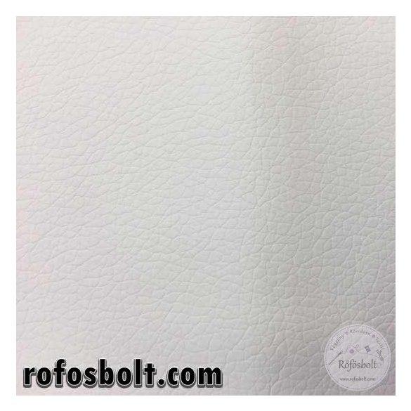 Fehér textilbőr (Kaiman0301) 140 cm széles