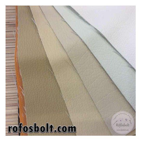 Törtfehér textilbőr (Kaiman03) 140 cm széles