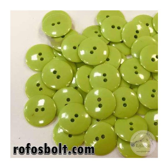 Kiwi zöld gomb (1)