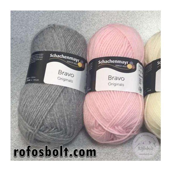 Schachenmayr: Bravo Halvány rózsaszín fonal (08206)