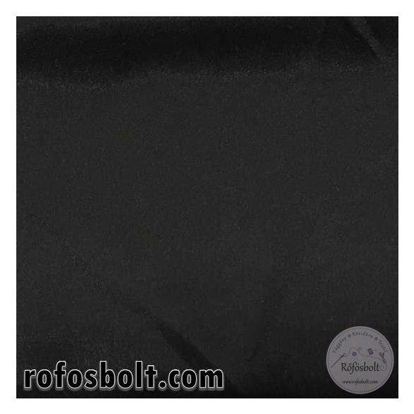 Szatén: fekete (ME1003)
