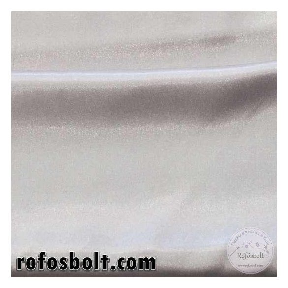 Ezüst színű szatén (ME1026)