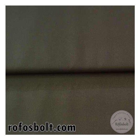 Sötétkeki munkaruha vászon 100% pamut (ME1147)