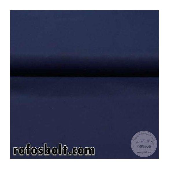 Sötétkék vastagabb dekortextil (munkaruhavászon) (ME1175-dt)