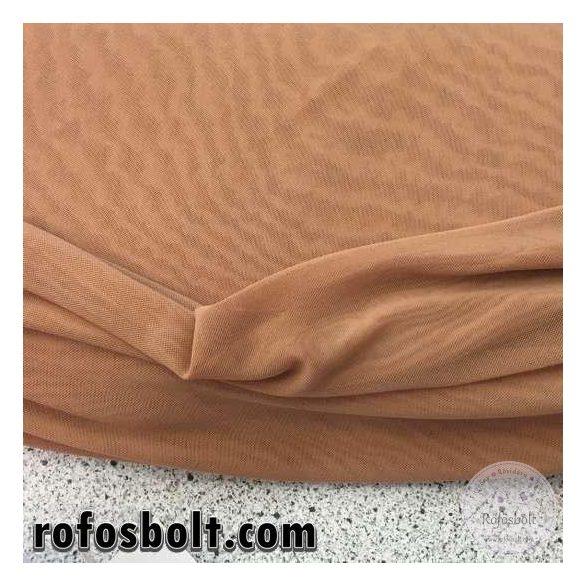 Bőrszínű elasztikus táncruha anyag (ME1198)