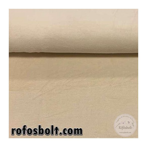 Halvány drapp well-soft (ME1207)
