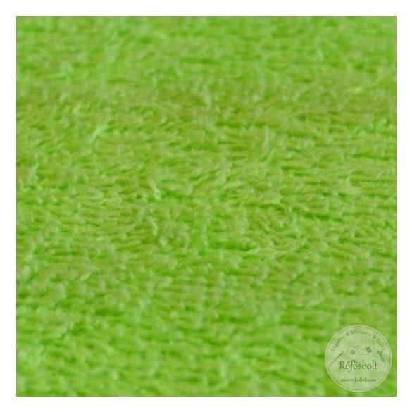 Frottír kétfalas Zöld 69-es szín (ME1495)