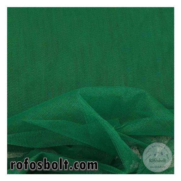 Sötétzöld tüll (Fenyő zöld) (ME1519)