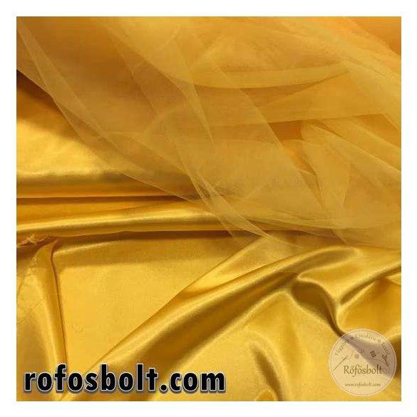 Sárga elasztikus szatén (ME1634)