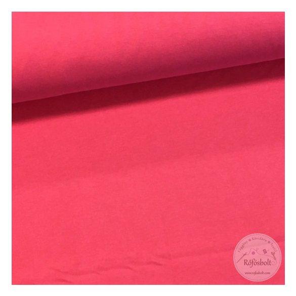 Rágógumi rózsaszín pamut jersey (ME1723)