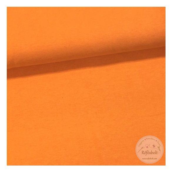 Narancs pamut jersey (ME1731)